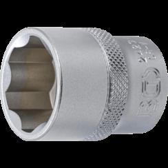 """Socket, Super Lock  12.5 mm (1/2"""") Drive  23 mm"""