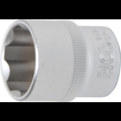 """Socket, Super Lock  12.5 mm (1/2"""") Drive  24 mm"""