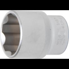 """Socket, Super Lock  12.5 mm (1/2"""") Drive  27 mm"""