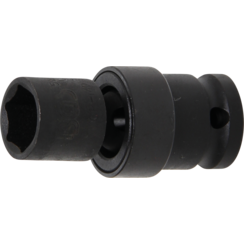 "Impact Ball Joint Socket  12.5 mm (1/2"") Drive  16 mm"
