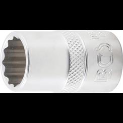 "Dopsleutel twaalfkant  12,5 mm (1/2"")  15 mm"