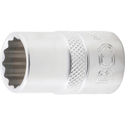 "Socket, 12-point  12.5 mm (1/2"") Drive  15 mm"