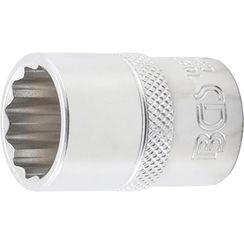 "Dopsleutel twaalfkant  12,5 mm (1/2"")  18 mm"