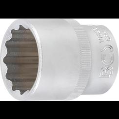 "Socket, 12-point  12.5 mm (1/2"") Drive  26 mm"