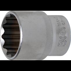 "Socket, 12-point  12.5 mm (1/2"") Drive  27 mm"