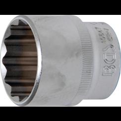 "Socket, 12-point  12.5 mm (1/2"") Drive  32 mm"