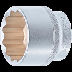 "Socket, 12-Point  12.5 mm (1/2"") Drive  41 mm"