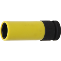 "Protective Impact Socket  12.5 mm (1/2"") Drive  19 mm"