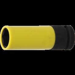 "Protective Impact Socket  12.5 mm (1/2"") Drive  19 mm"