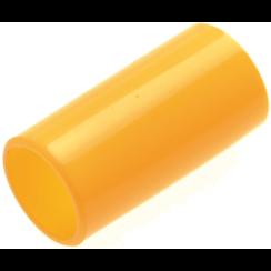 Kunststof beschermhuls voor BGS 7302  voor 19 mm  geel