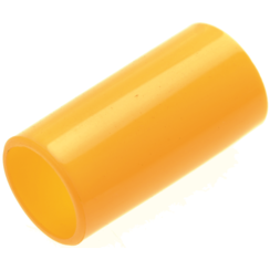Protective Plastic Cover for BGS 7302  for 19 mm  yellow
