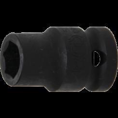 "Impact Socket, Hexagon  12.5 mm (1/2"") Drive  12 mm"