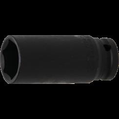 "Impact Socket Hexagon, deep  12.5 mm (1/2"") Drive  24 mm"