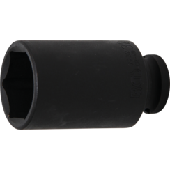 "Impact Socket Hexagon, deep  12.5 mm (1/2"") Drive  32 mm"