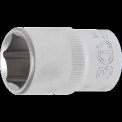 "Dopsleutel zeskant  12,5 mm (1/2"")  17 mm"