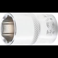 "Dopsleutel zeskant  12,5 mm (1/2"")  18 mm"