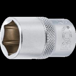 "Socket, Hexagon  12.5 mm (1/2"") Drive  11/16"""
