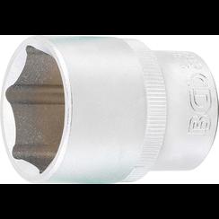 "Socket, Hexagon  12.5 mm (1/2"") Drive  1.1/16"""