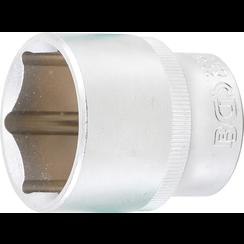 "Dopsleutel zeskant  12,5 mm (1/2"")  1.1/4"""