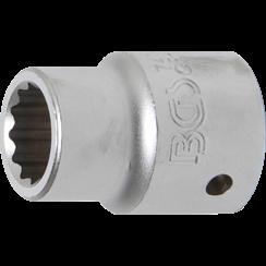 "Socket, 12-point  20 mm (3/4"") Drive  19 mm"