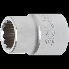 "Socket, 12-point  20 mm (3/4"") Drive  21 mm"