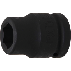 "Impact Socket, Hexagon  20 mm (3/4"") Drive  19 mm"