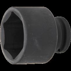 "Impact Socket, Hexagon  20 mm (3/4"")  48 mm"