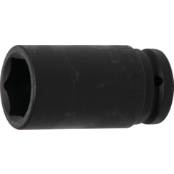 "Impact Socket Hexagon, deep  20 mm (3/4"") Drive  32 mm"