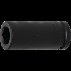 "Impact Socket Hexagon, deep  20 mm (3/4"") Drive  22 mm"