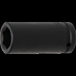 "Impact Socket Hexagon, deep  20 mm (3/4"") Drive  24 mm"
