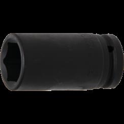 "Impact Socket Hexagon, deep  20 mm (3/4"") Drive  30 mm"