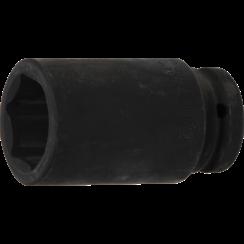 "Impact Socket Hexagon, deep  20 mm (3/4"") Drive  34 mm"