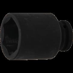 "Impact Socket Hexagon, deep  20 mm (3/4"") Drive  46 mm"