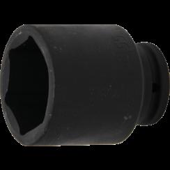 "Impact Socket Hexagon, deep  20 mm (3/4"") Drive  55 mm"