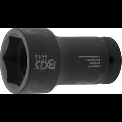 "Kracht dopsleutel zeskant, diep  20 mm (3/4"")  41 mm"
