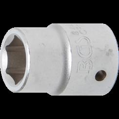"Dopsleutel zeskant  20 mm (3/4"")  21 mm"