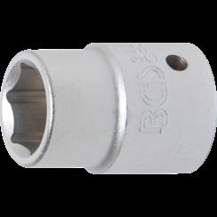 "Dopsleutel zeskant  20 mm (3/4"")  22 mm"
