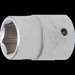 "Dopsleutel zeskant  20 mm (3/4"")  24 mm"