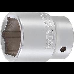 "Dopsleutel zeskant  20 mm (3/4"")  35 mm"