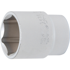 "Dopsleutel zeskant  20 mm (3/4"")  36 mm"