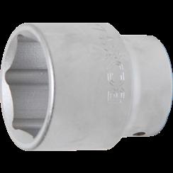 "Dopsleutel zeskant  20 mm (3/4"")  44 mm"