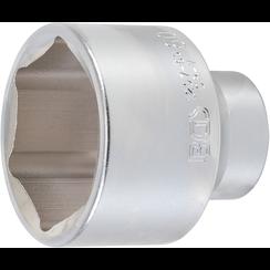 "Dopsleutel zeskant  20 mm (3/4"")  60 mm"