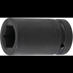 "Impact Socket Hexagon, deep  25 mm (1"") Drive  30 mm"