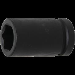 "Impact Socket Hexagon, deep  25 mm (1"") Drive  32 mm"