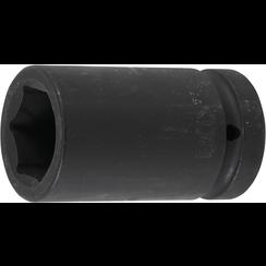 "Impact Socket Hexagon, deep  25 mm (1"") Drive  33 mm"