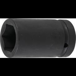 "Impact Socket Hexagon, deep  25 mm (1"") Drive  34 mm"