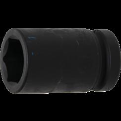 "Impact Socket Hexagon, deep  25 mm (1"") Drive  36 mm"