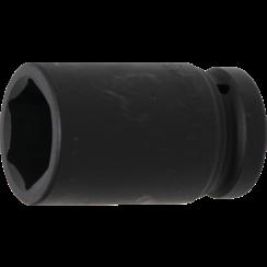 "Impact Socket Hexagon, deep  25 mm (1"") Drive  38 mm"