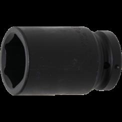 "Impact Socket Hexagon, deep  25 mm (1"") Drive  41 mm"