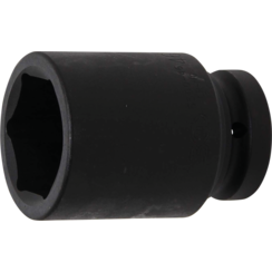 "Impact Socket Hexagon, deep  25 mm (1"") Drive  46 mm"